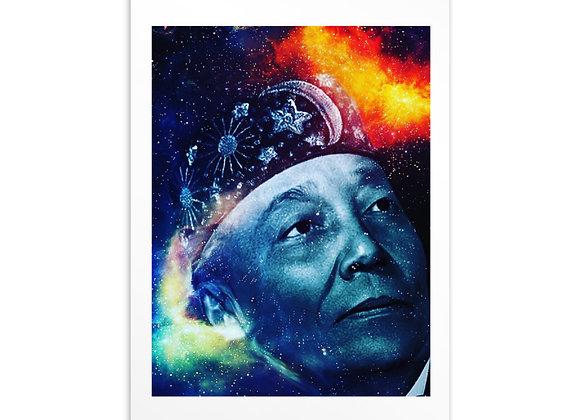 The Universal Teachings - Most Honorable Elijah Muhammad SupremePostcard