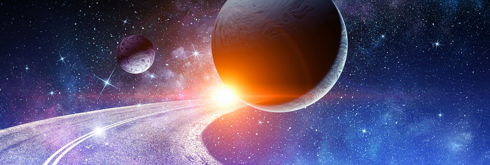 Pluto planet. Mixed media.jpg