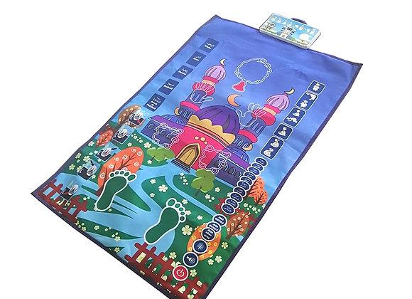 Children Educational Prayer Digital Speaker Rug