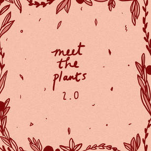 Comic: Meet The Plants 2.0