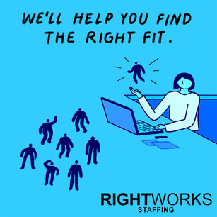 RightWorks Staffing Ad