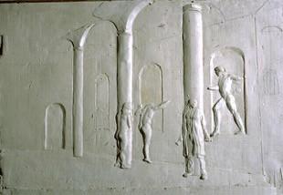 Revolt of Niche Statuary
