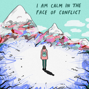 Comic: Daily Affirmations