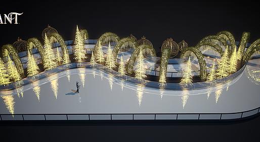 Enchanted Christmas has a new Ice Skating Adventure