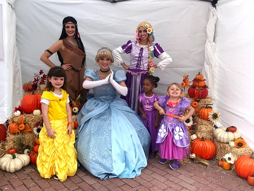 DFW Kids Directory Fall Festival Wrap up