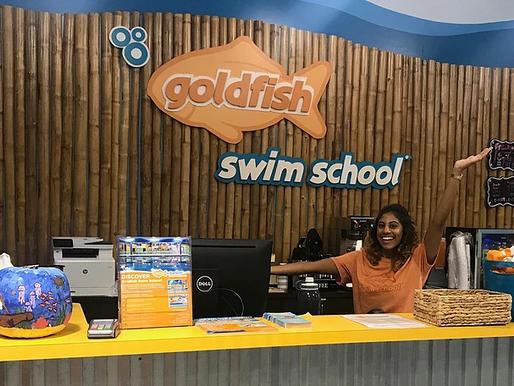 Dive in to Goldfish Swim School