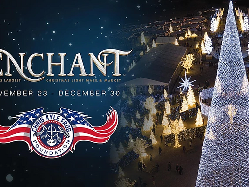 Enchant will Honor Military and First Responders