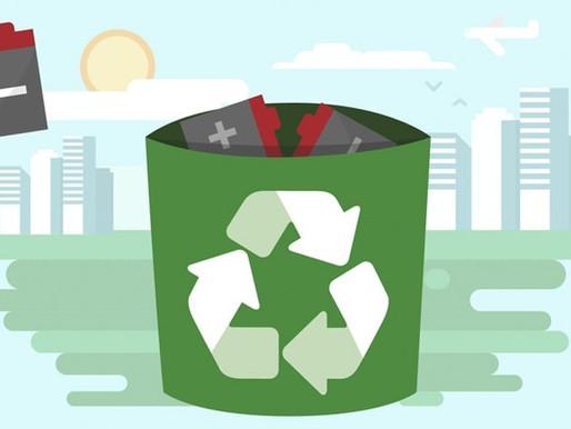 Responsabilidade ambiental: o que fazer com rádios e baterias com perda total?