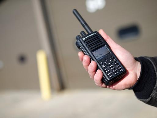 Higienização de radiocomunicadores: importância e dicas de como fazer