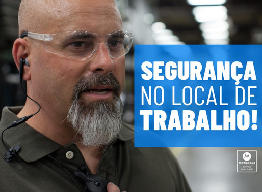 Segurança  no Local de Trabalho!