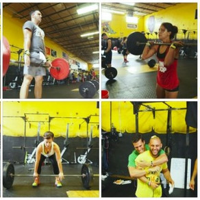 $1,000 Raised at 2014 MaxOut CrossFit Competition