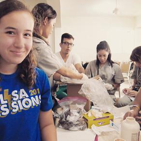 Fundraising for missions: Sample Sponsor Agreement