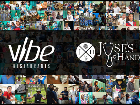 Champions of Missions - Vibe Restaurants