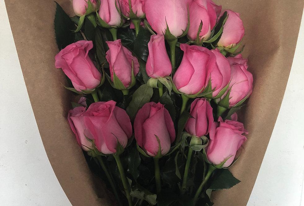 M67/12 rosas solas cualquier color
