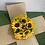 Thumbnail: Caja sorpresa con 24 girasoles