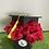 Thumbnail: Cajita de graduacion  24 rosas