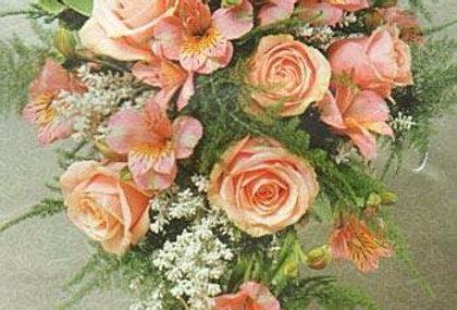 bouquet estilo frances