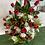Thumbnail: Pecera con 24 rosas