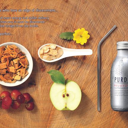 Britvic - Purdey's
