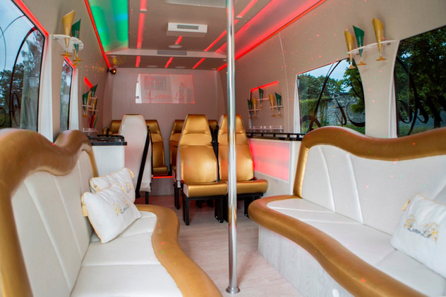 The party will be the installation of busbuses