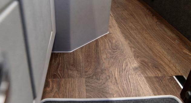 Kemperio vidaus grindys