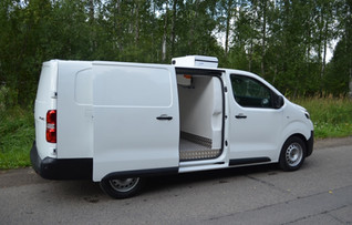 isothermal minibuses