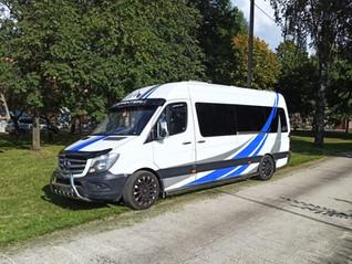 Preparation, remodeling, design of minibuses