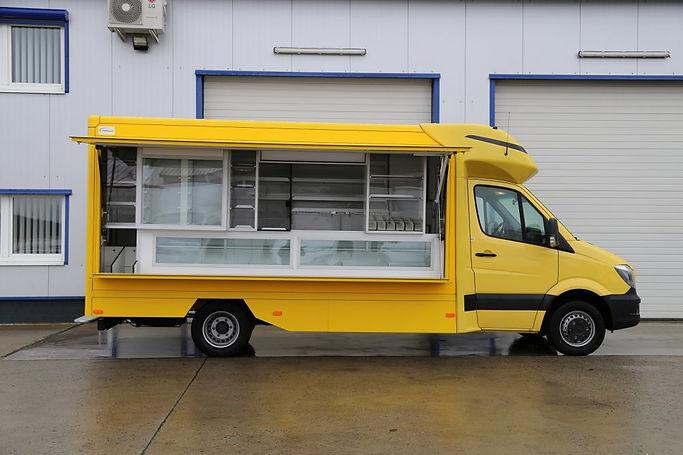 food truck parduotuviu irengimas ir gamyba