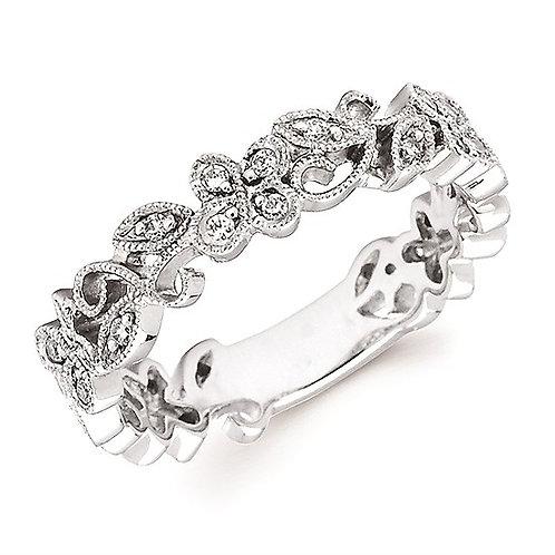 Diamond Fashion Ivy Ring