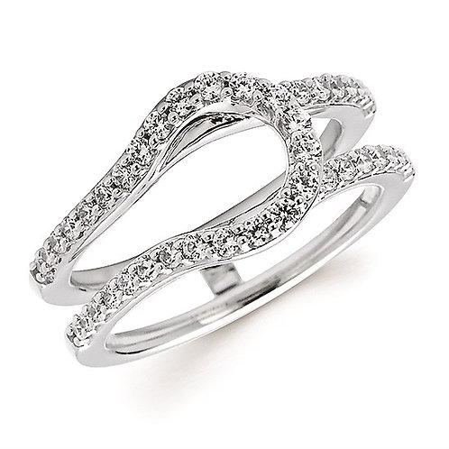 Diamond Bridal Insert