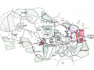 Studie Freizeitpark Ujlak