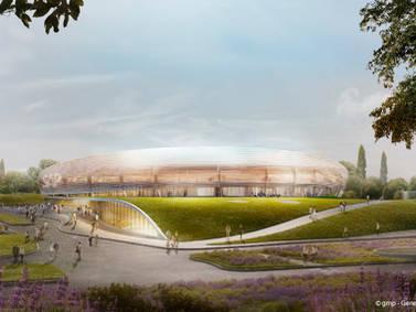 Sportarena Olympiapark München