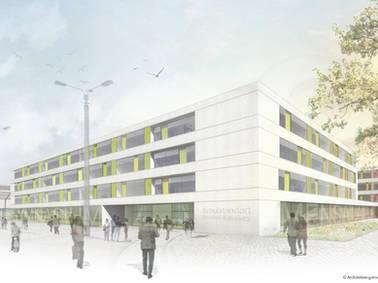 Schulkomplex Tolkewitz Dresden