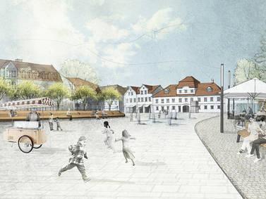 Paradeplatz Forchheim