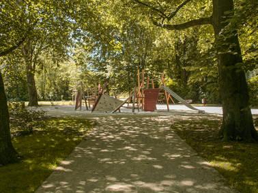 Spielplatz im Otto-Werner-Garten