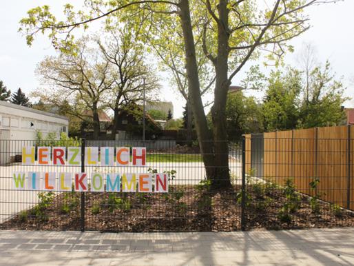 Fertigstellung 66. Grundschule in Leipzig