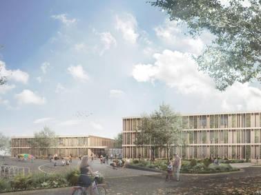 Neubau Oberschule Bernau