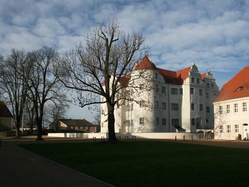 Schlosspark und Umfeld