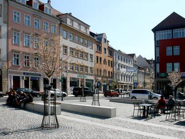 Stadtplatz Neugasse