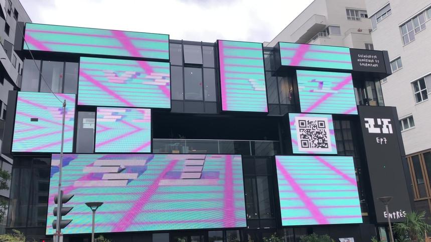 Virtual Super Land X TRASHY MUSE-