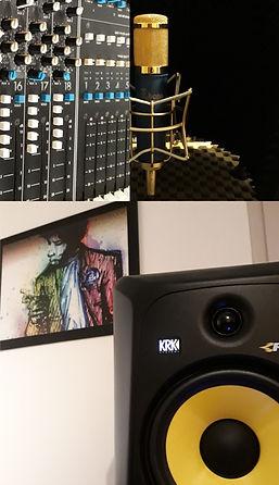 Basement Studio Impressionen