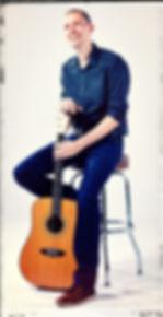Frank Rapke Fotoshoot Acoustic