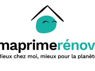 MaPrimeRenov' pour la rénovation de vos fenêtres.