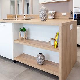 aluvaison-cuisine sur mesure-cuisine vaucluse-optimiser espace