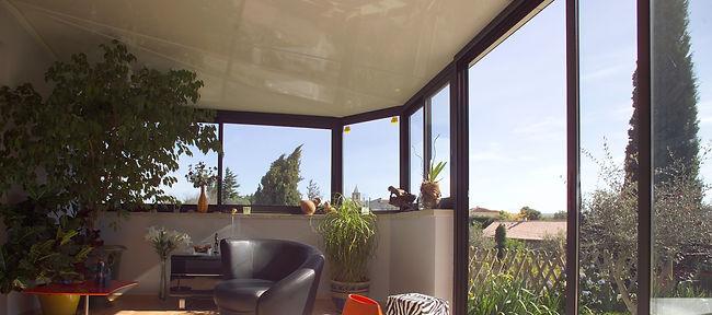 veranda aluvaison