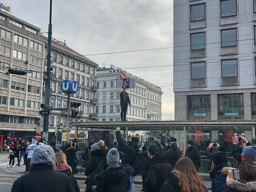 """Das Wiener Wochenende der """"Spaziergänge"""" (Teil 1)"""