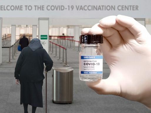 Impfungen (1Teil) - Bei schwerkranken Menschen, oder Patienten über 65 Jahre