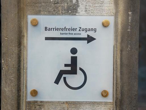 Unbehindert -  Wien ist anders!