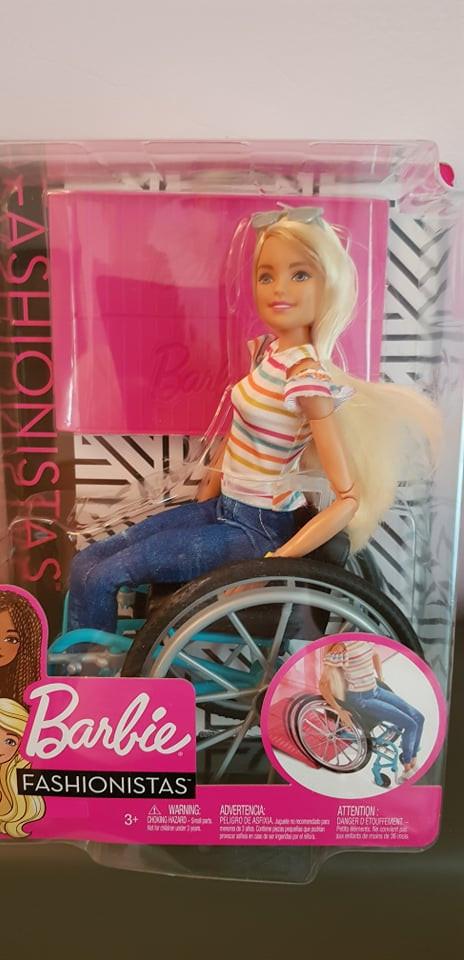 Barbie Fashionista von Mattel