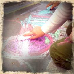 Chalk Masterpiece